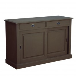 French Sliding Door Sideboard