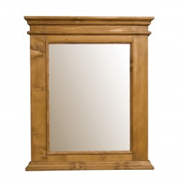 French Small Mirror