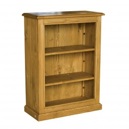 French Medium Open Bookcase