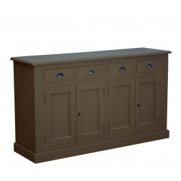 French Sideboard with Four Drawers