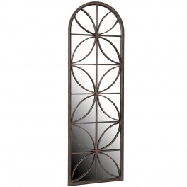Outdoor Arch Pattern Mirror