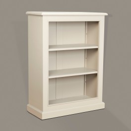 French Large Open Bookcase