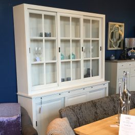 French Sliding Door Dresser