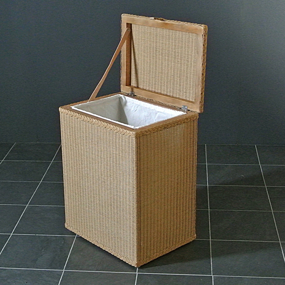 Linen Basket Natural