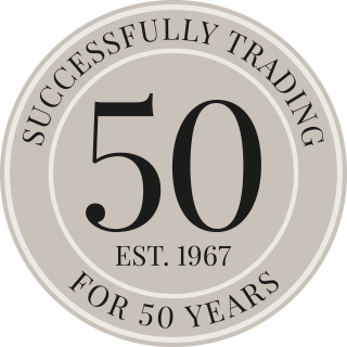 Successfully trading for 50 years