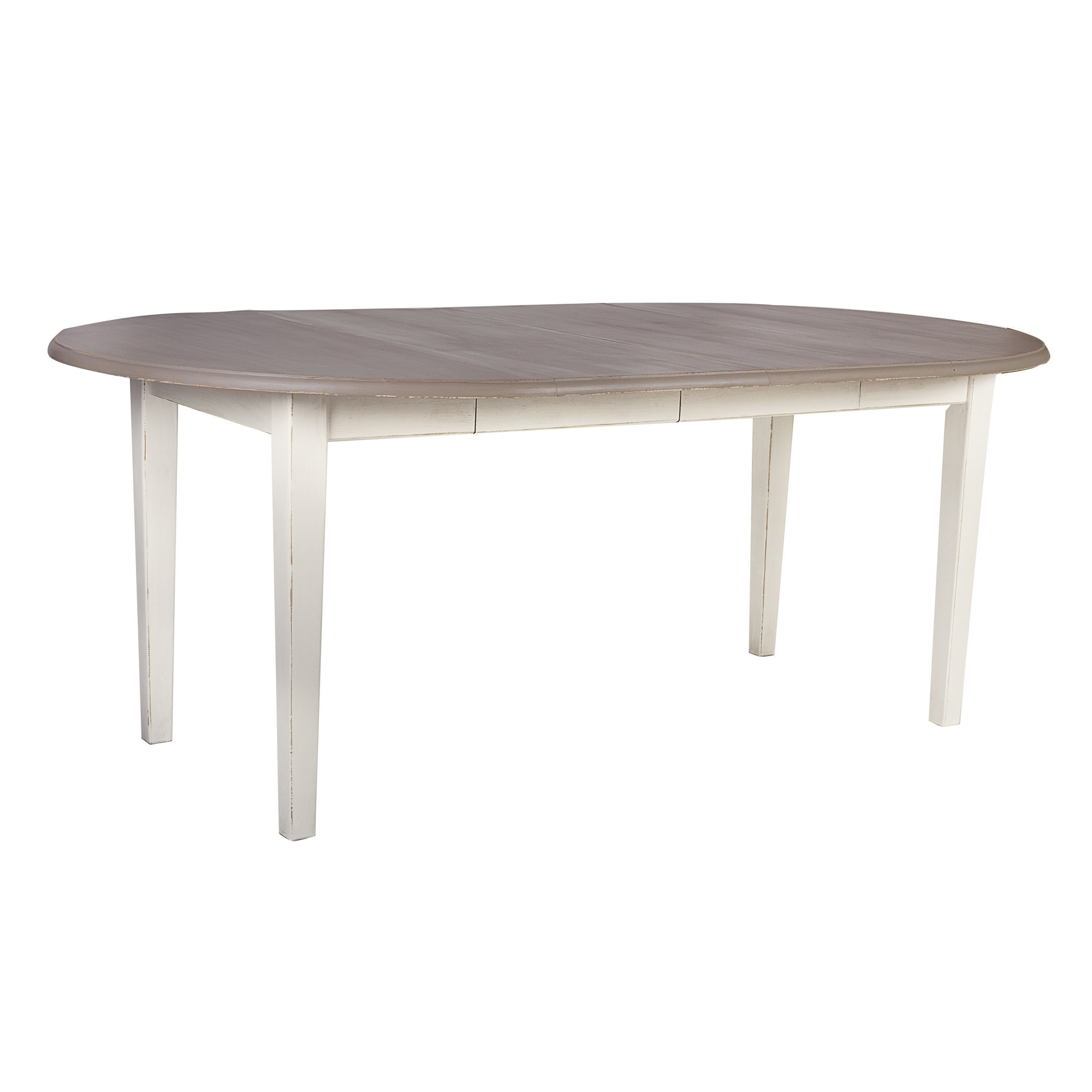 French Extending Round Table