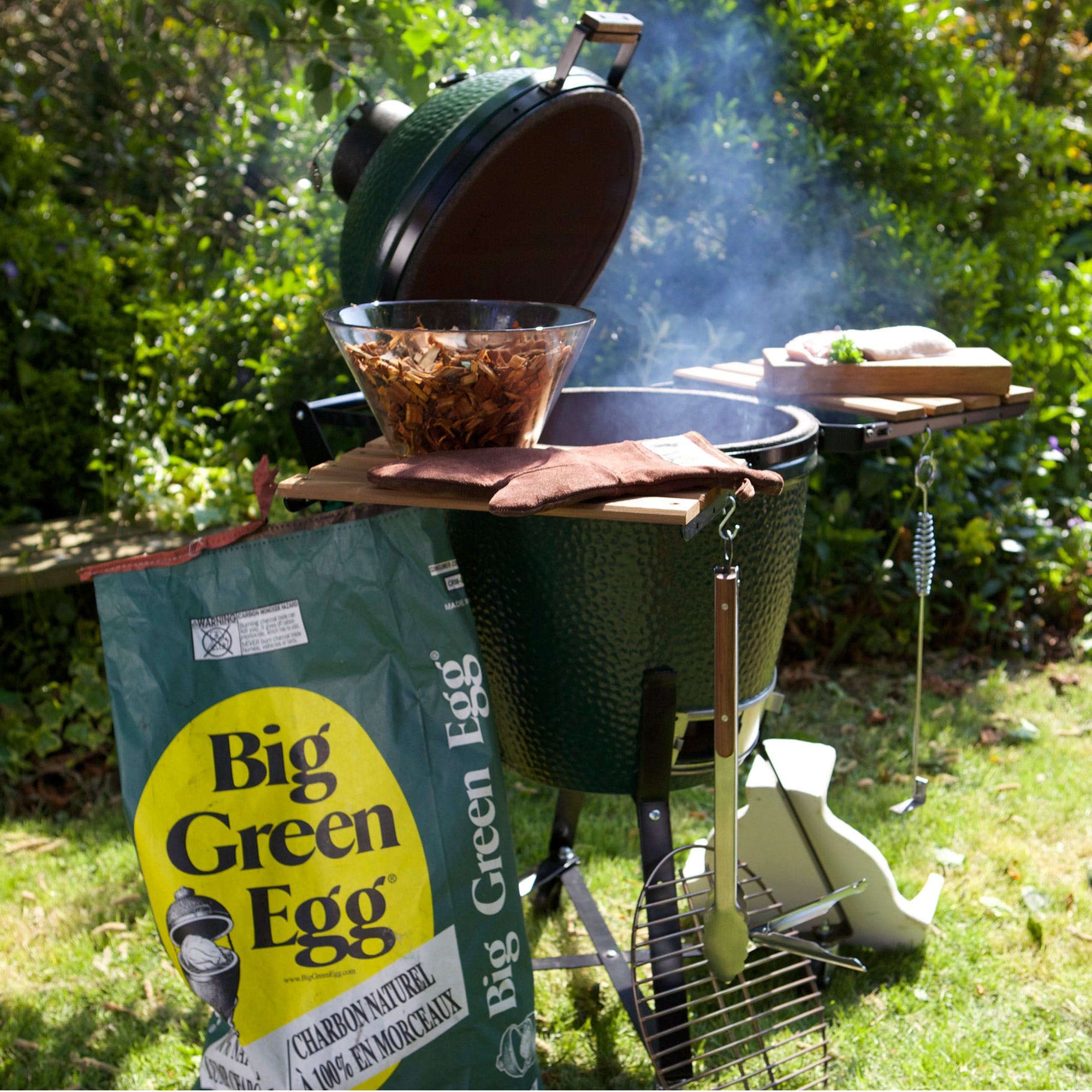 Big Green Egg Bundles