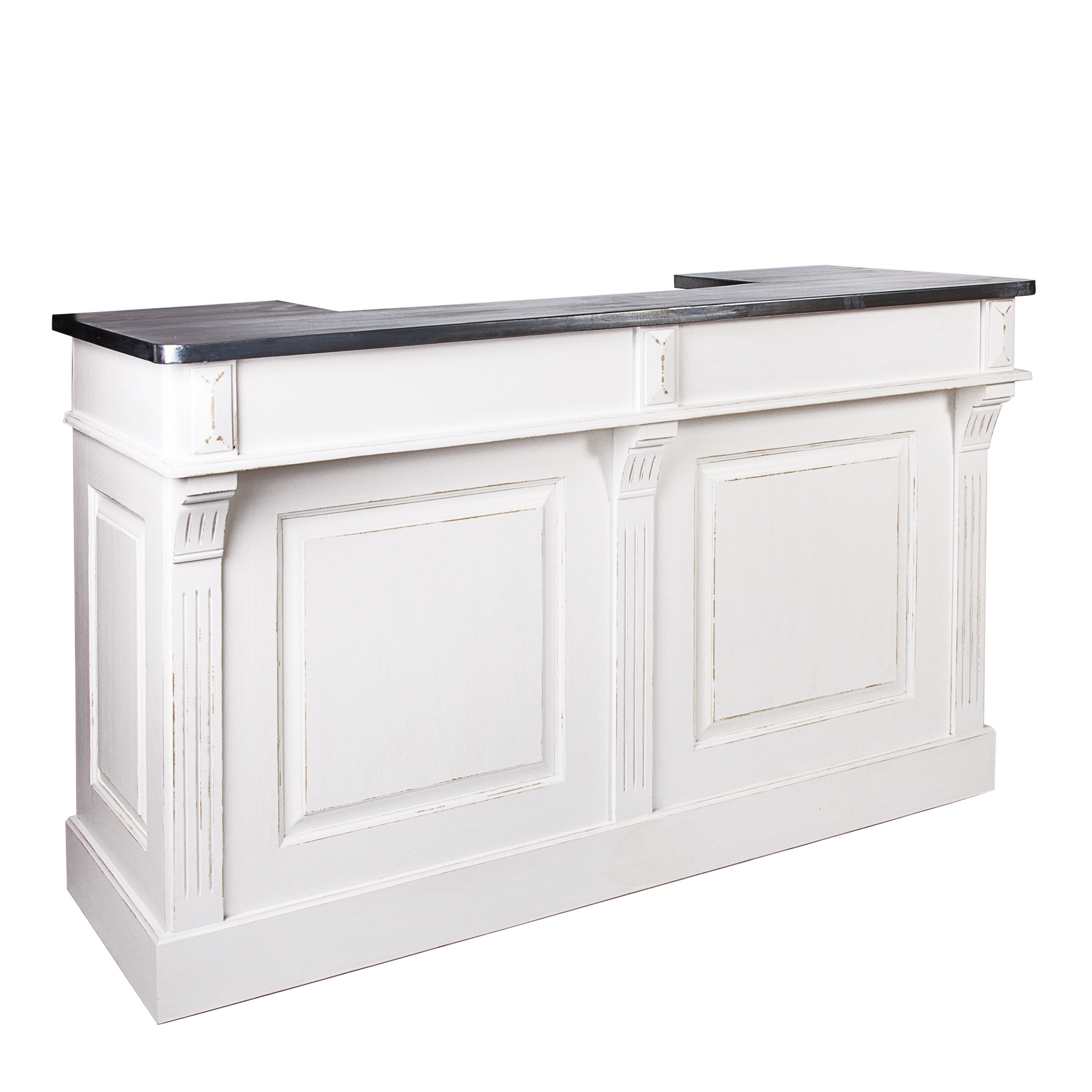 French Bar with Zinc Top - - No 44
