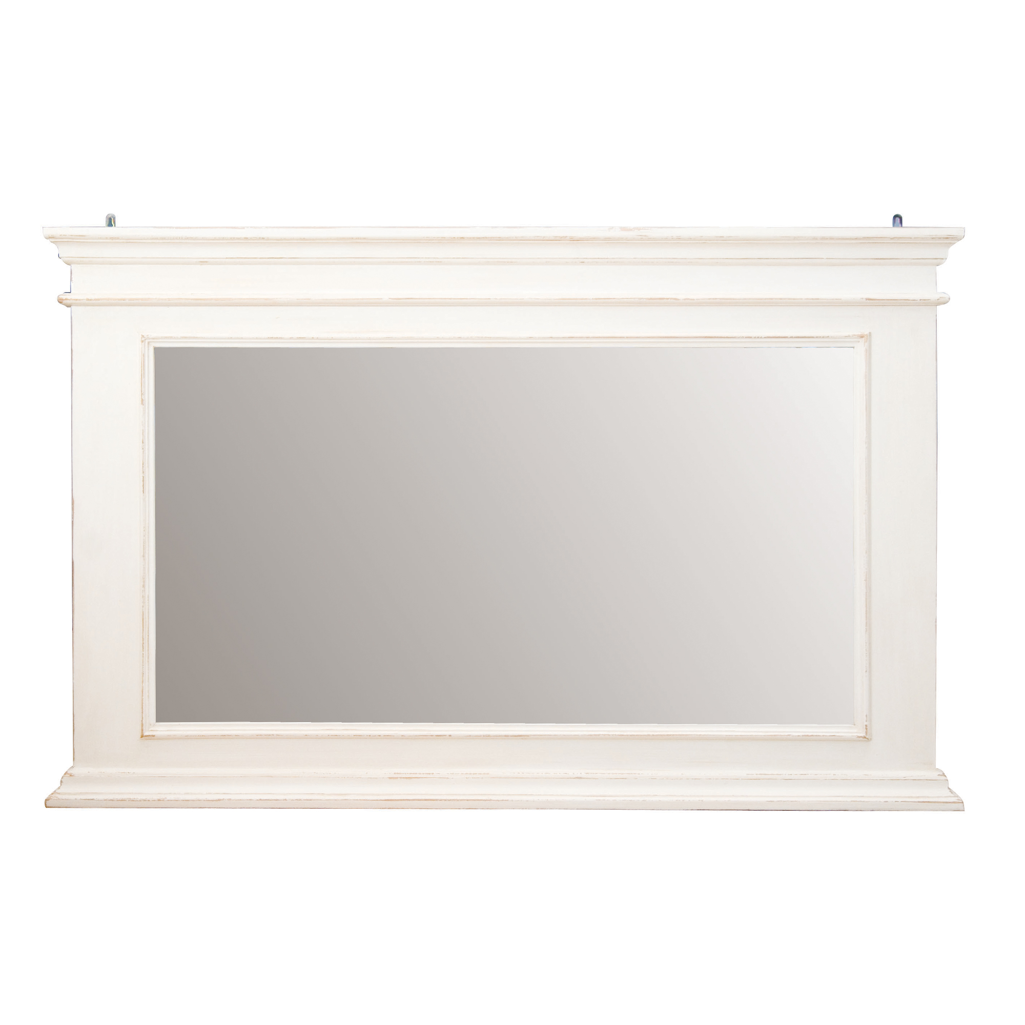 French Large Horizontal Mirror