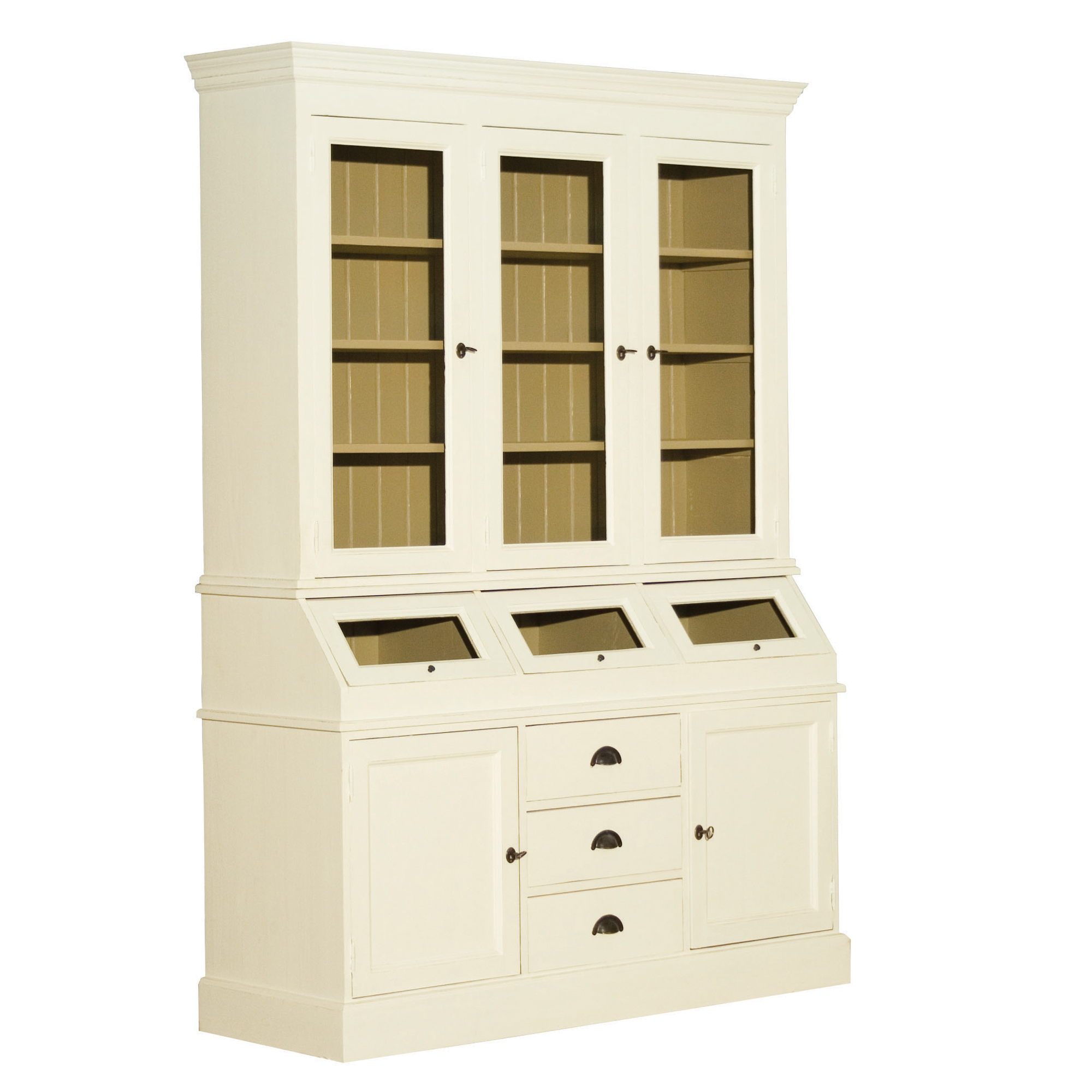 French Kitchen Display Cabinet