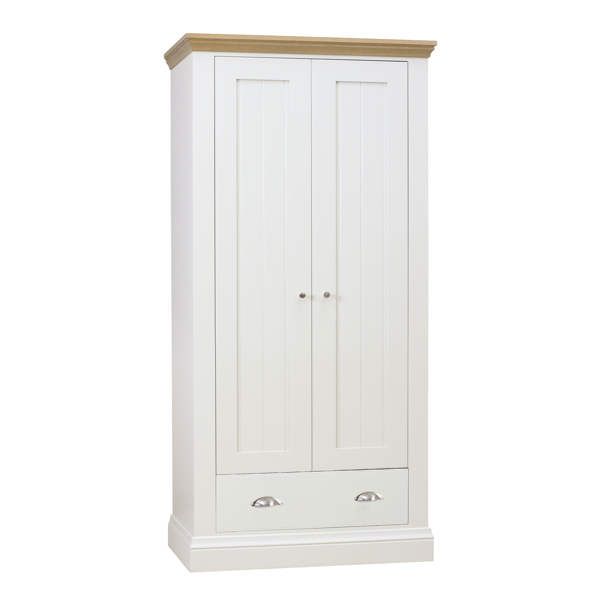Isla Narrow Wardrobe With Drawer