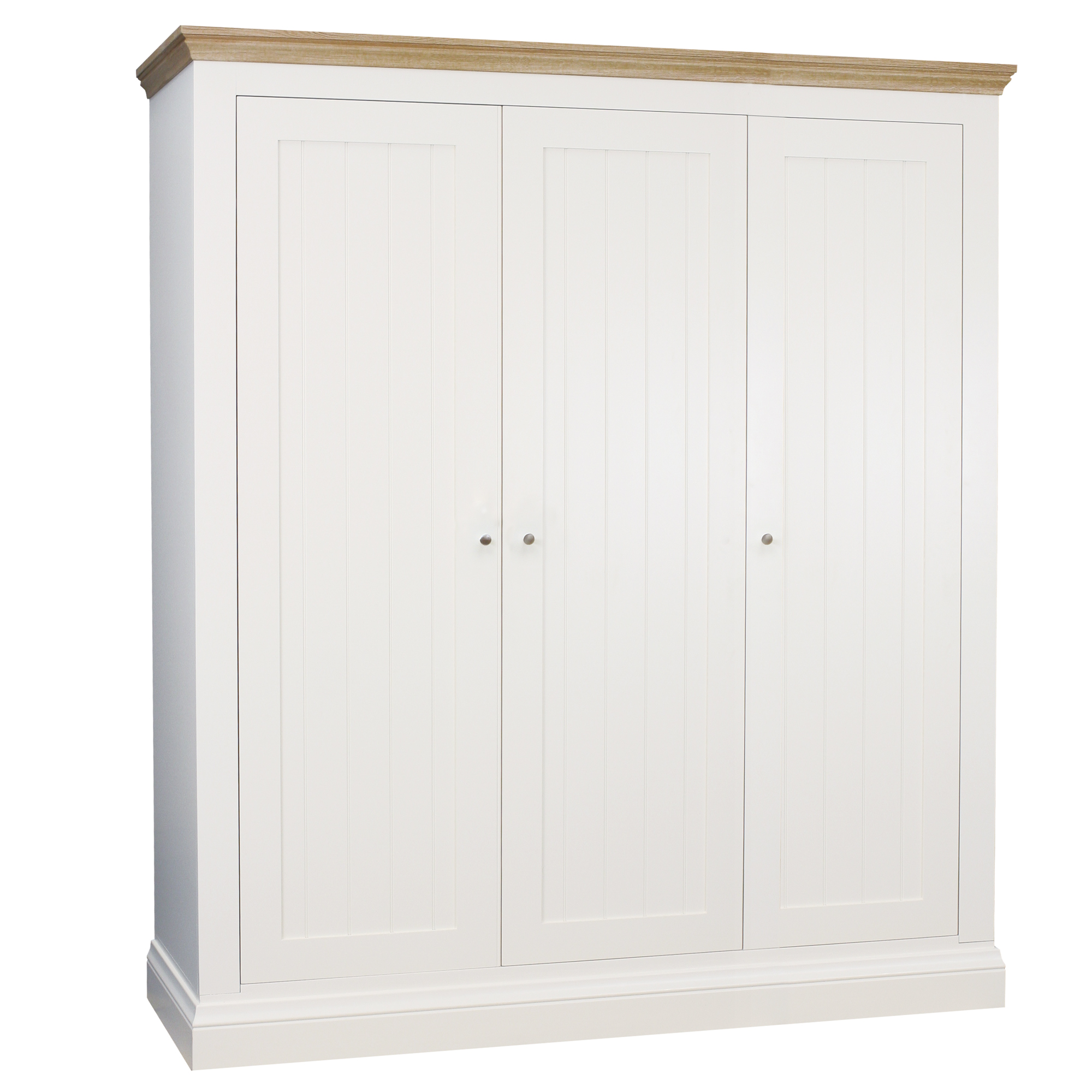 Isla Triple All Hanging Wardrobe