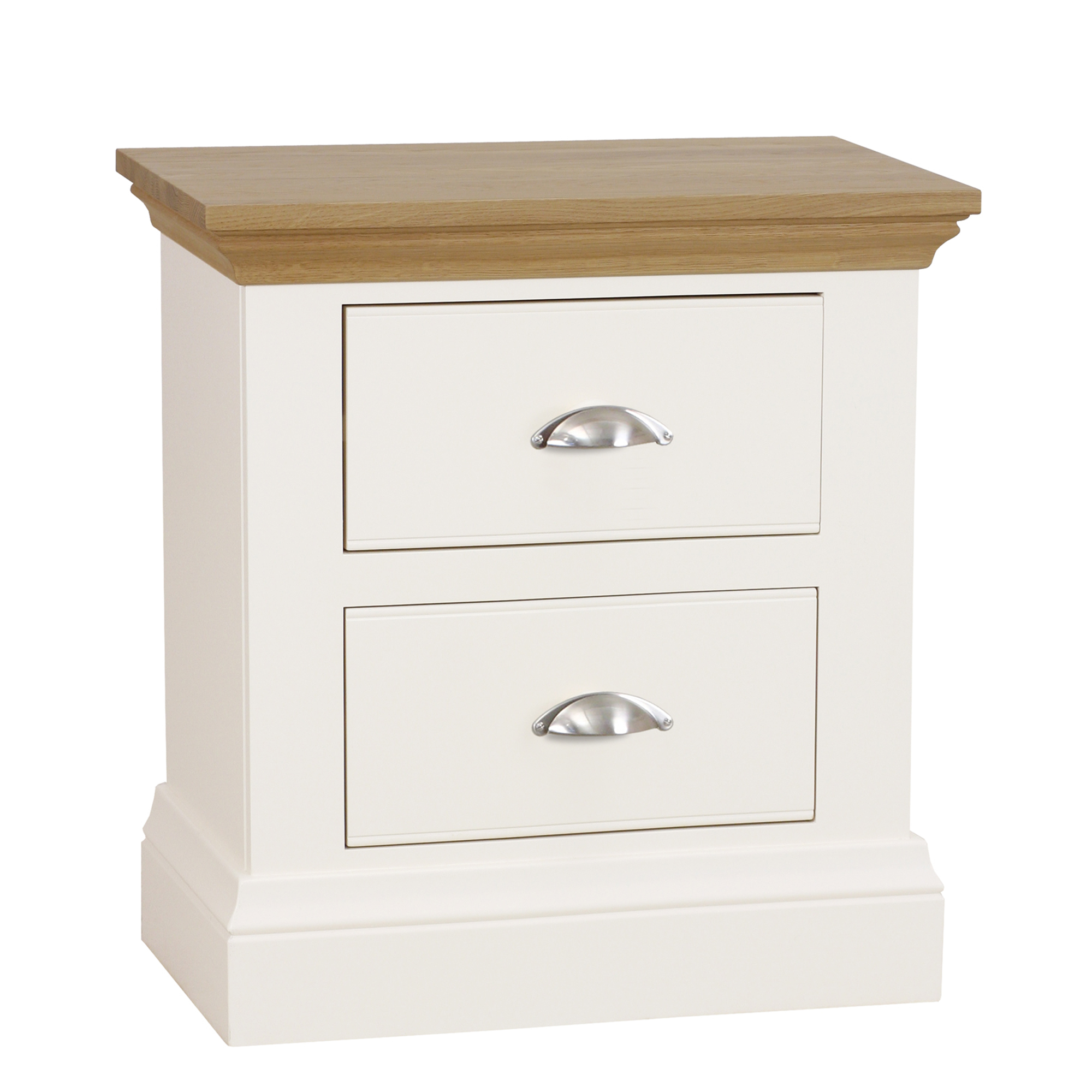 Isla Large 2 Drawer Bedside
