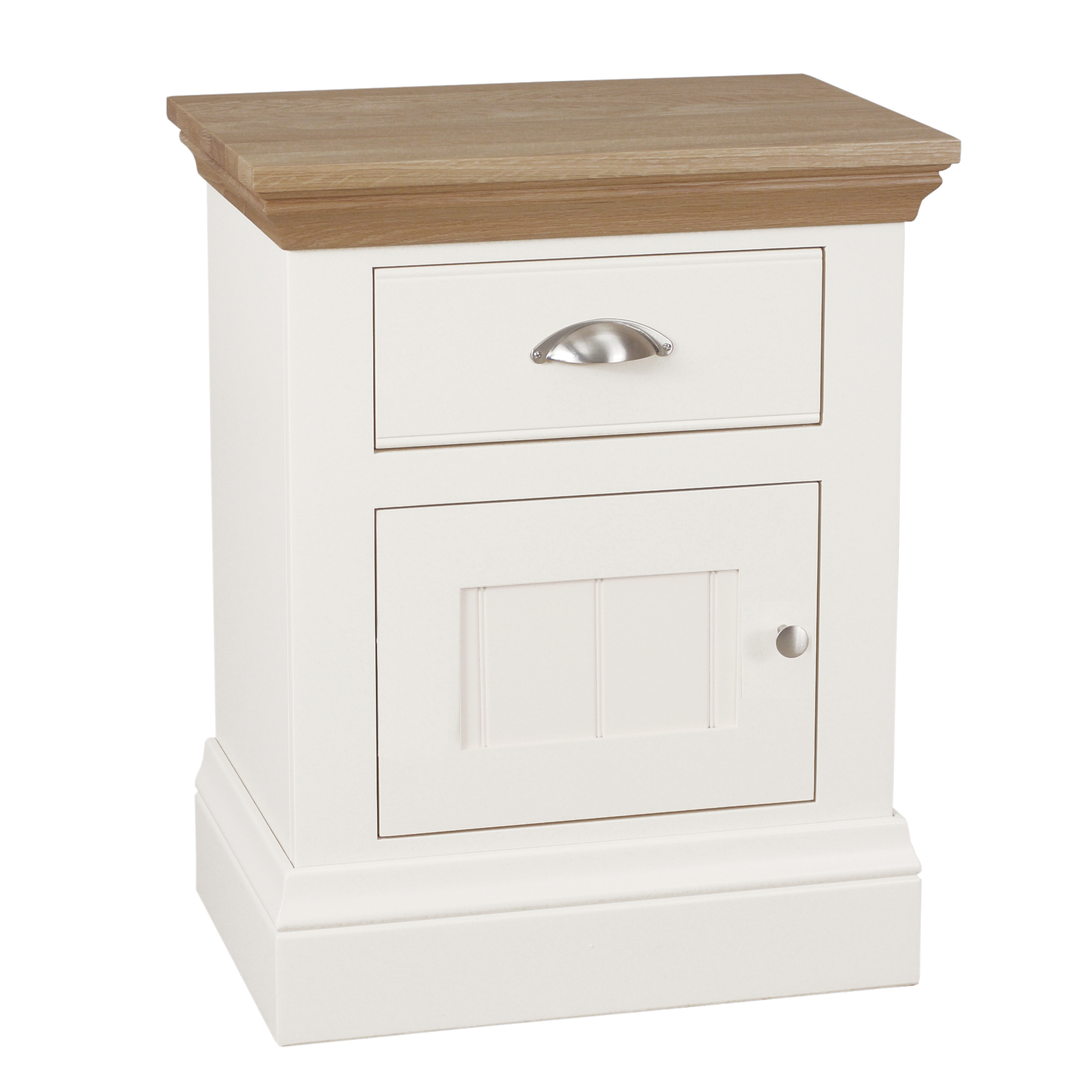 Isla Small 1 Door and Drawer Bedside