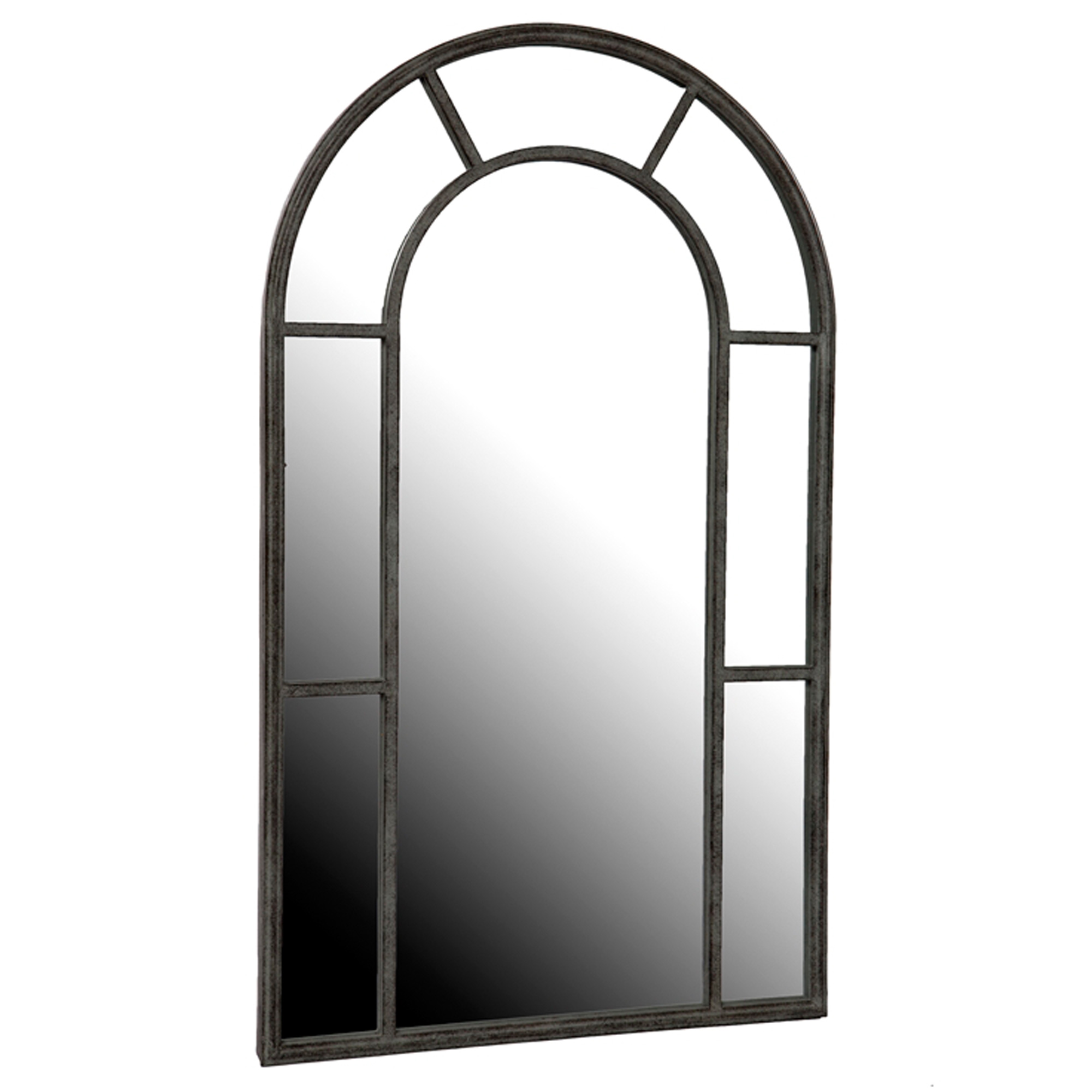 Outdoor Arch Garden Mirror Medium