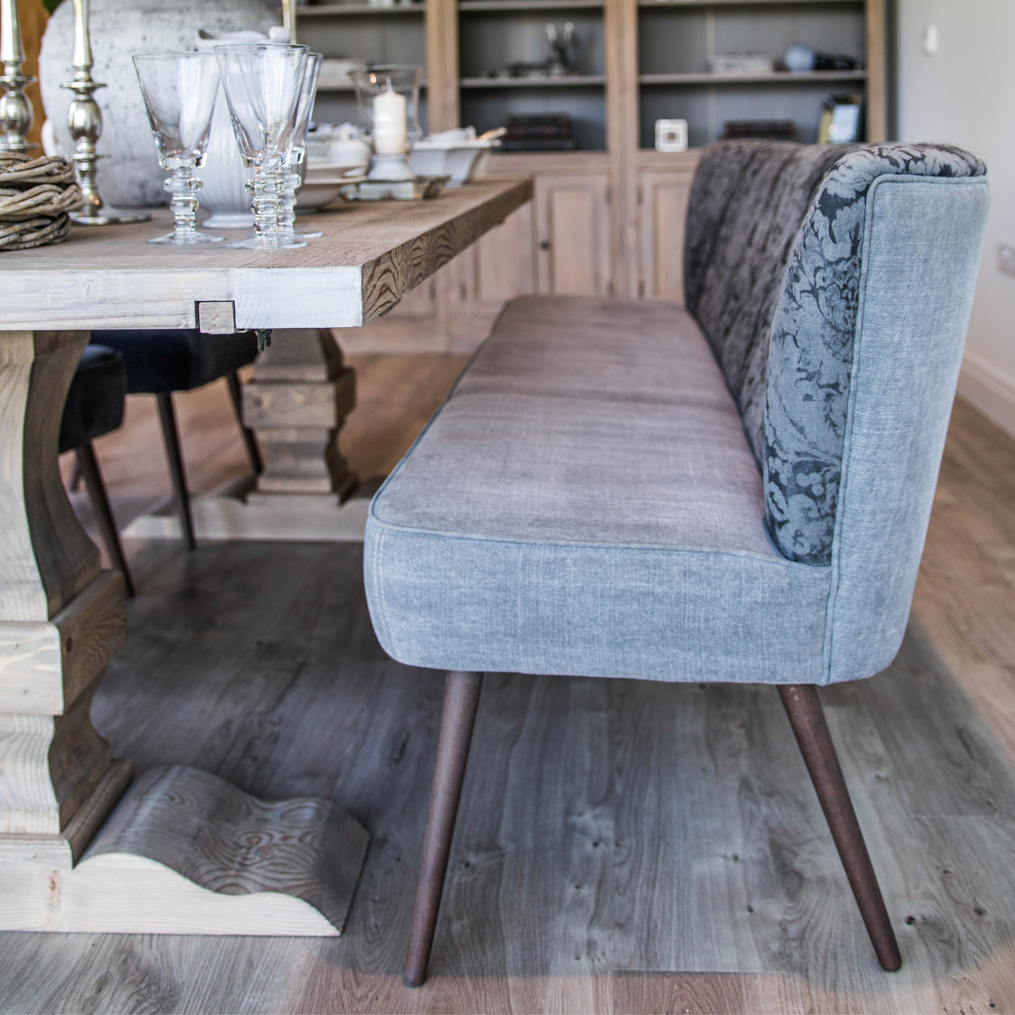 Dolly Bench Seat