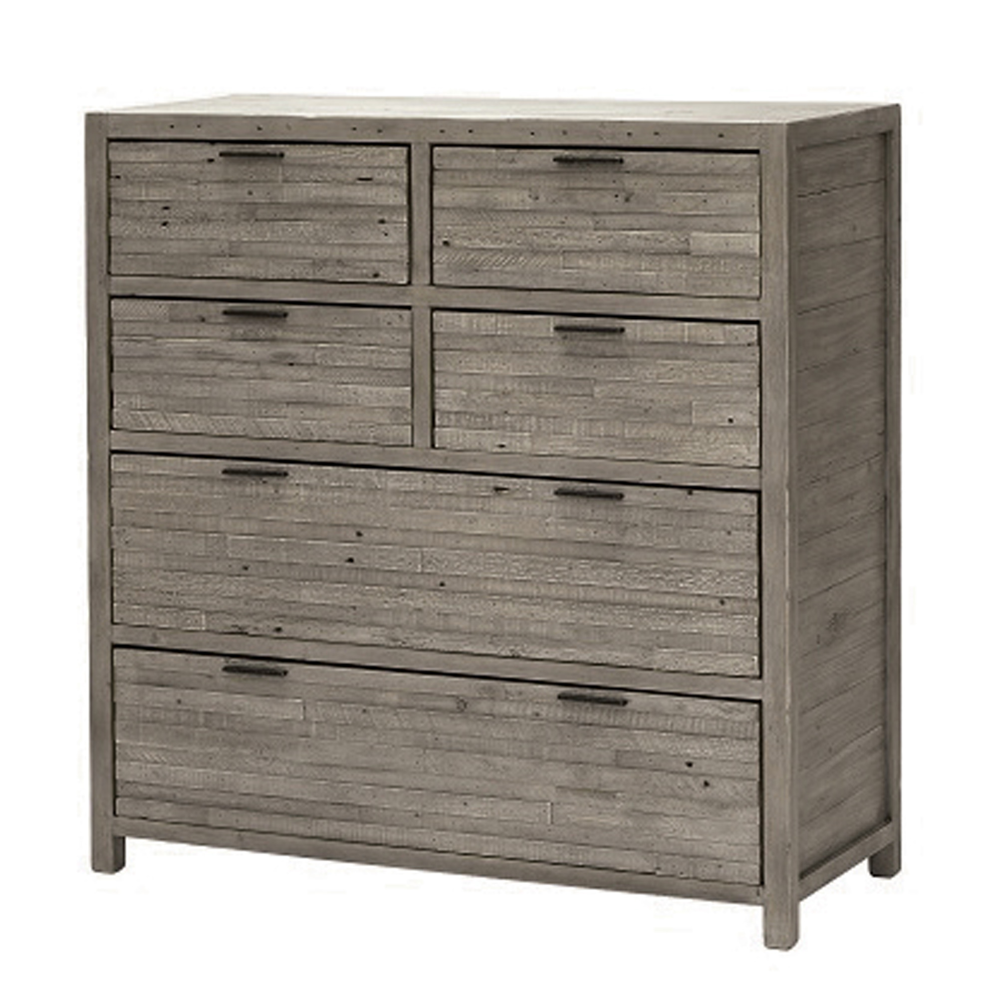 Siena Six Drawer Chest