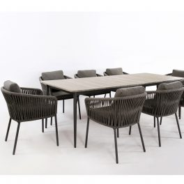 Lisbon Dining Table and Chairs
