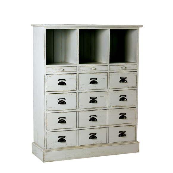 French Lawyer's Chest of Drawers
