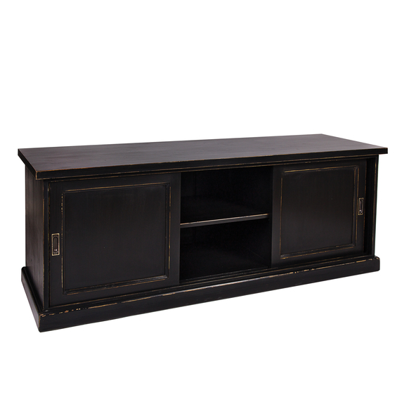 French Home Cinema Media Cabinet