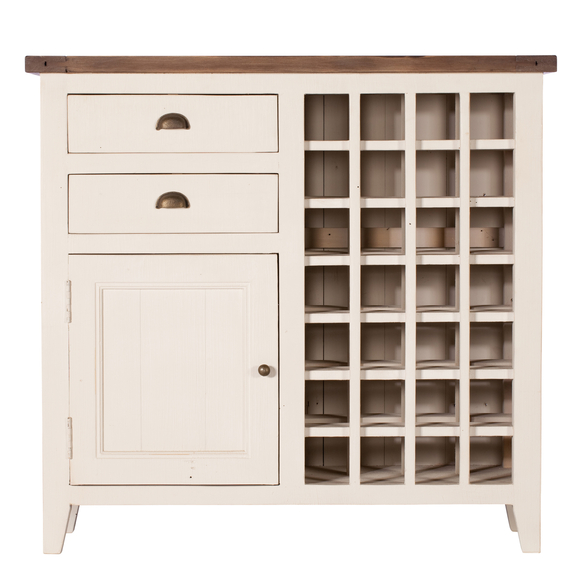 Aldeburgh Wine Rack Sideboard