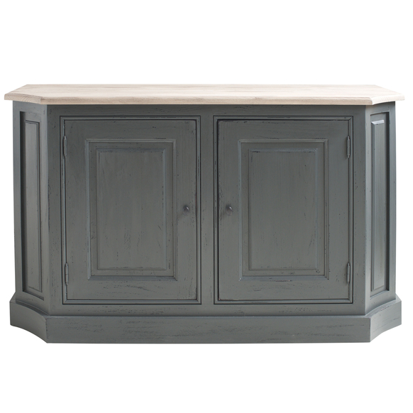 French Sideboard with Curved Front