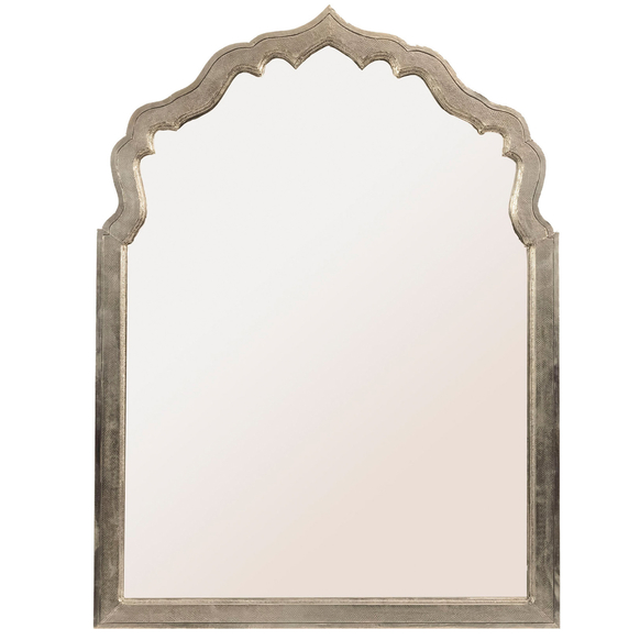 Arched-Silver-Mirror