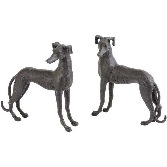 Set-of-Two-Dog-Sculptures