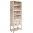Bookcase with Drawers 2